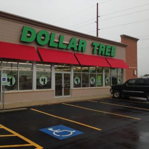 Dollar Tree Canvas Awning Project