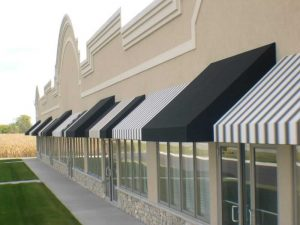 Merrillville Awning Canopy Project