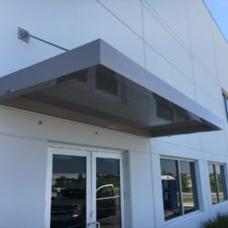 Architectural Canopy Manufacturer | Merrillville Awning