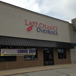Last Chance Overstock Project