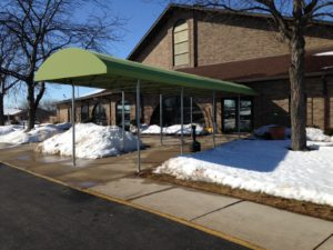 Canopy Project Merrillville Awning